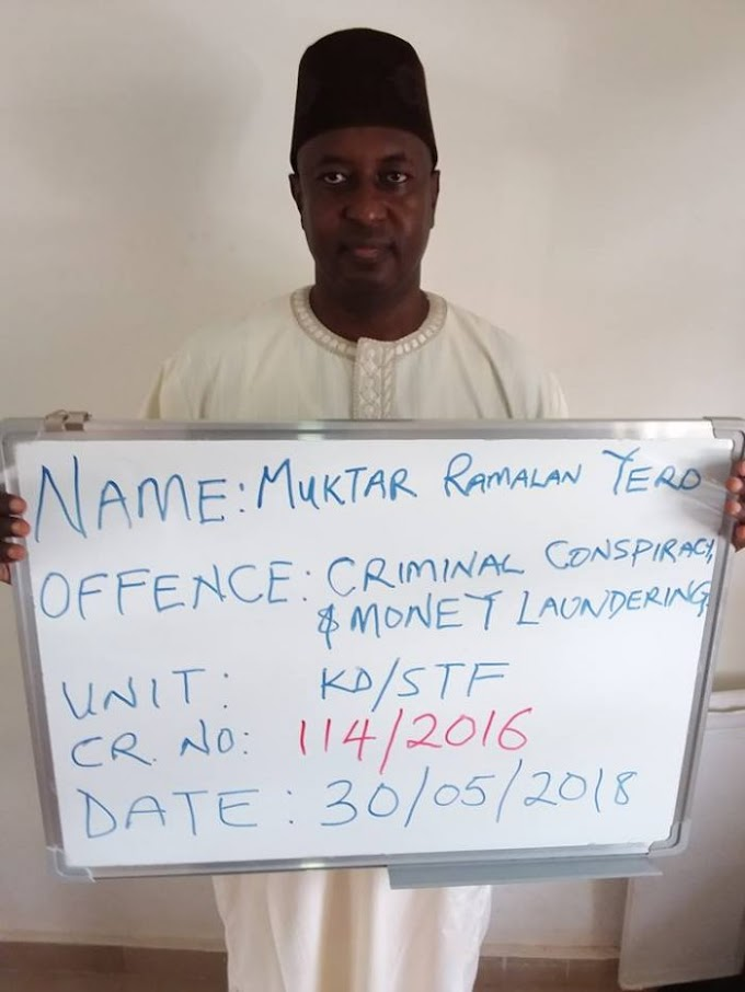 Former Kaduna Governor Yero And 3 Others Remanded In Prison Custody