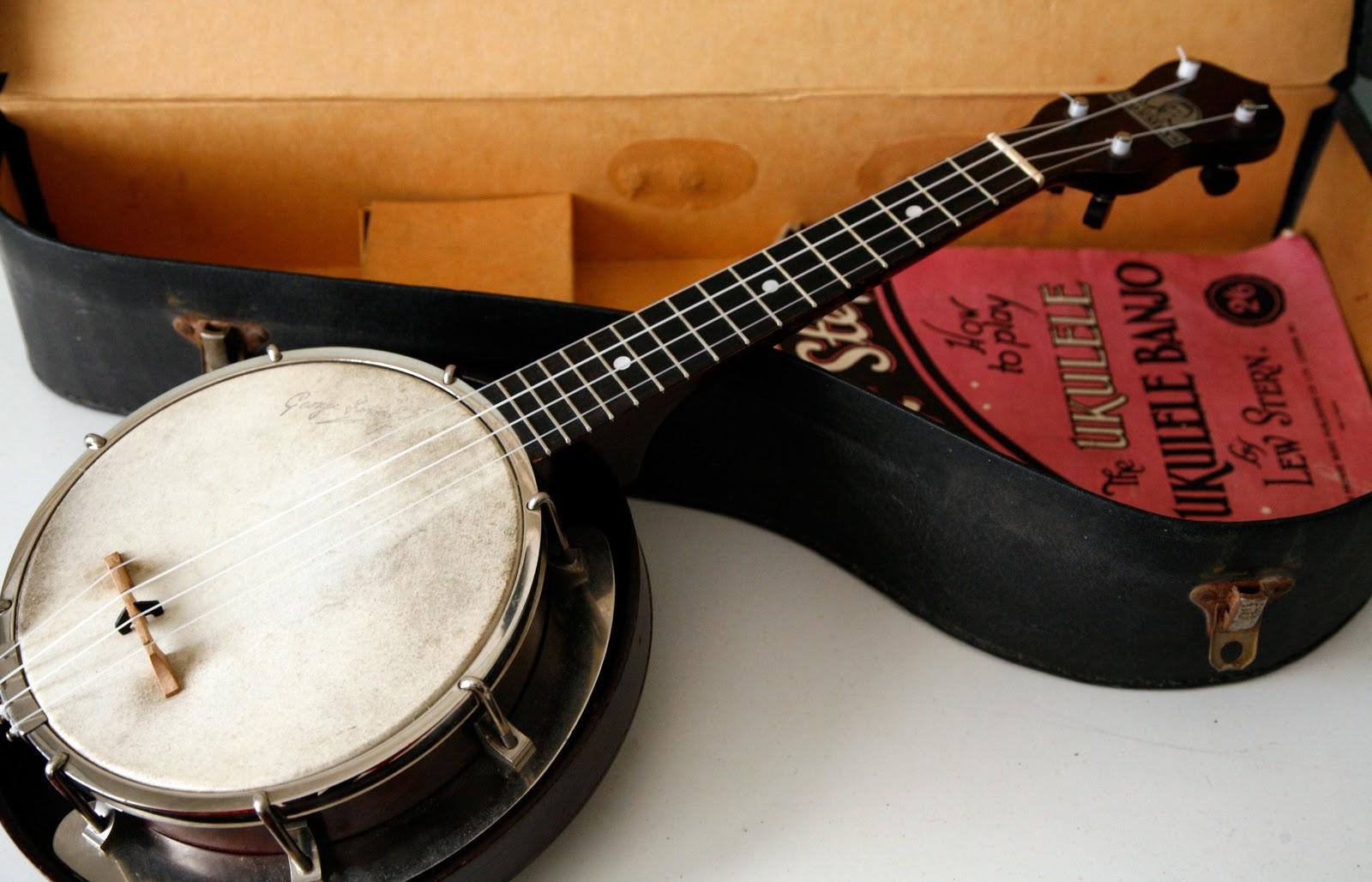 The Banjo Ukulele Forum: 2011-02-20