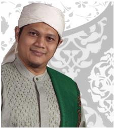 sekilas tentang ust Reza M. Syarief ( grand master)