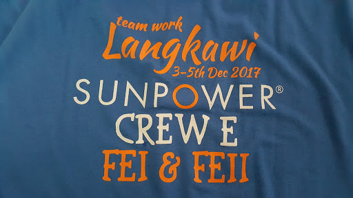 Persiapan Team Building Sunpower Crew E Ke Langkawi