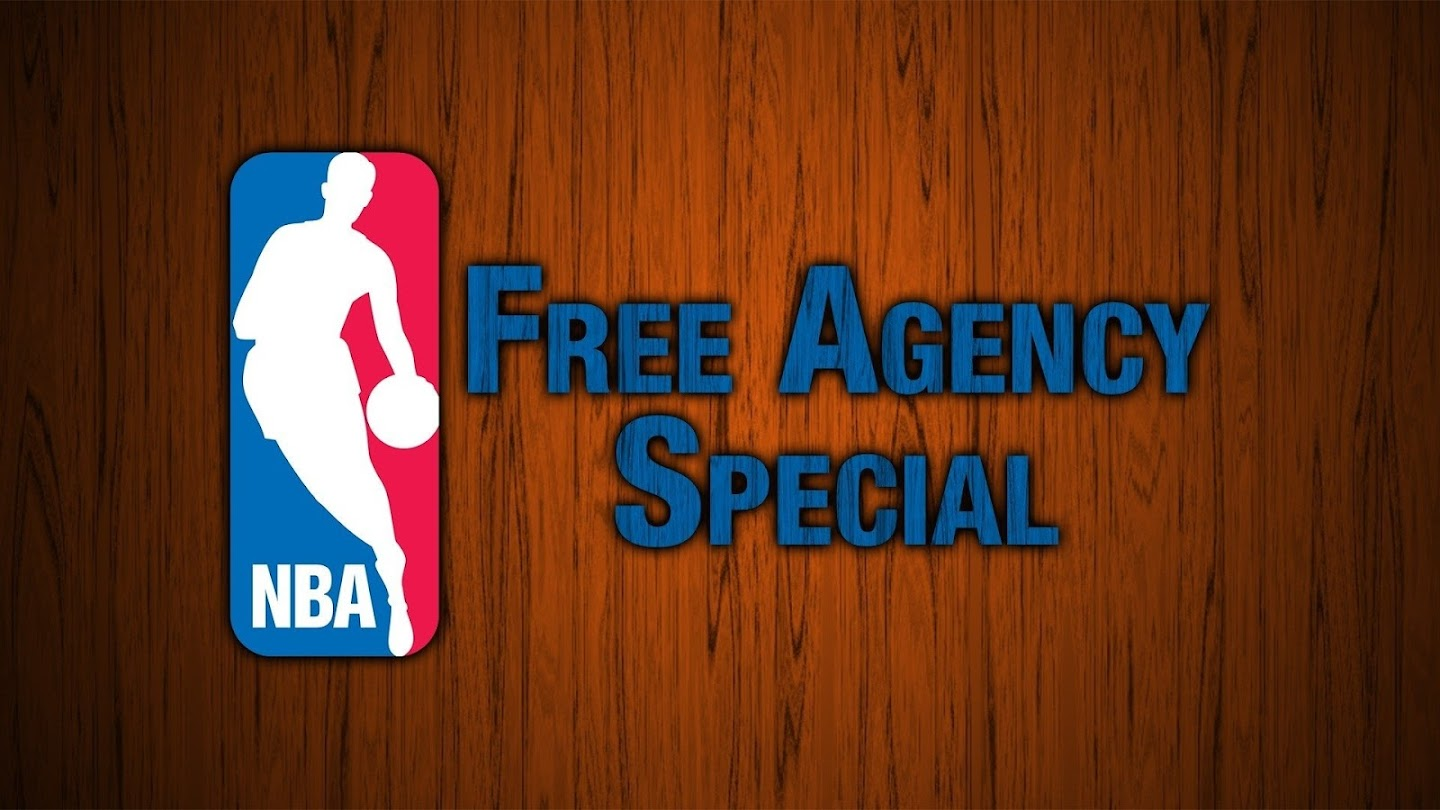 Watch NBA Free Agency Special live