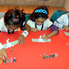 Elephant Head Gear Activity done by Sr.Kg 12-13