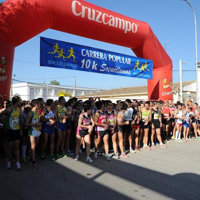 XV 10 km Socuéllamos Carrera Urbana - Carrera