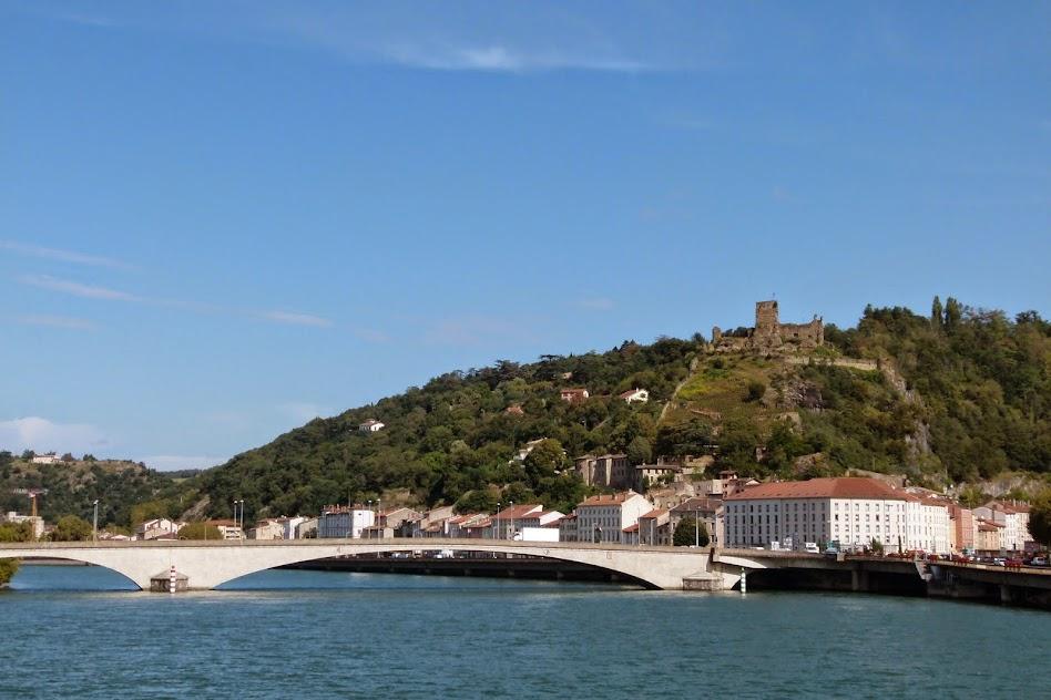 La Tour  Vienne on the Rhône