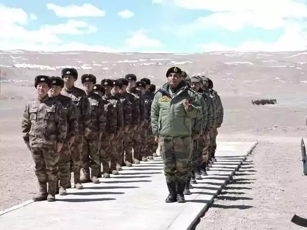 China moves back around 10,000 troops from depth areas near LAC