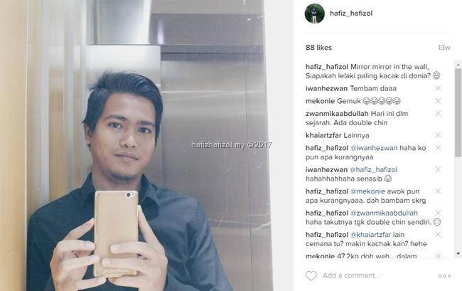 instagram hafiz hafizol