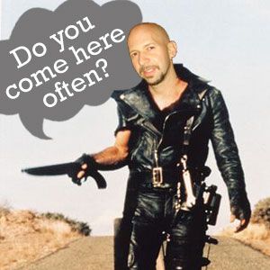 Strauss Do You Come Here Often, Neil Strauss