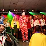 Carnaval Tynje met feestband Exposure