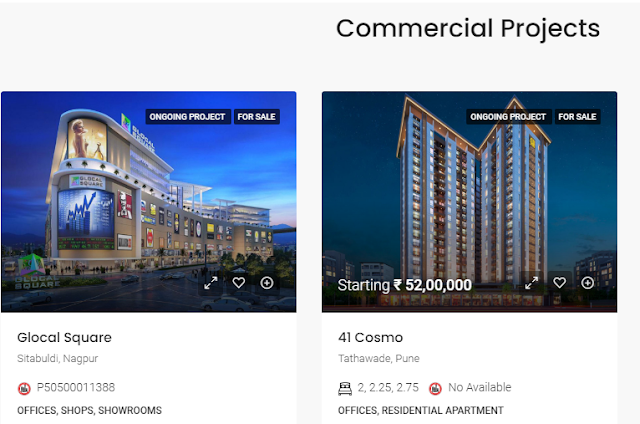 commercial projects Pune