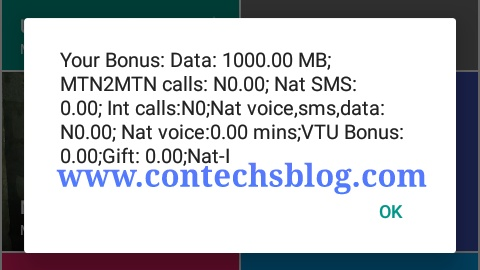 mtn free data cheat