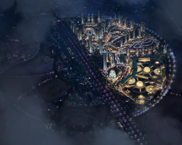 Abandoned Lands Of Fantasy, Fantasy Scenes 3