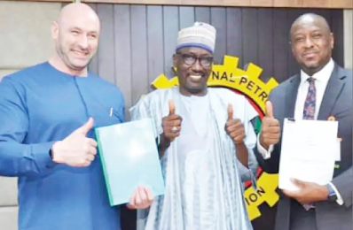 The Nigerian National Petroleum Corporation (NNPC) has signed a contract with a Milan based company, Tecnimont SpA for the rehabilitation of the 210,000 barrels per day Port Harcourt Refinery Company (