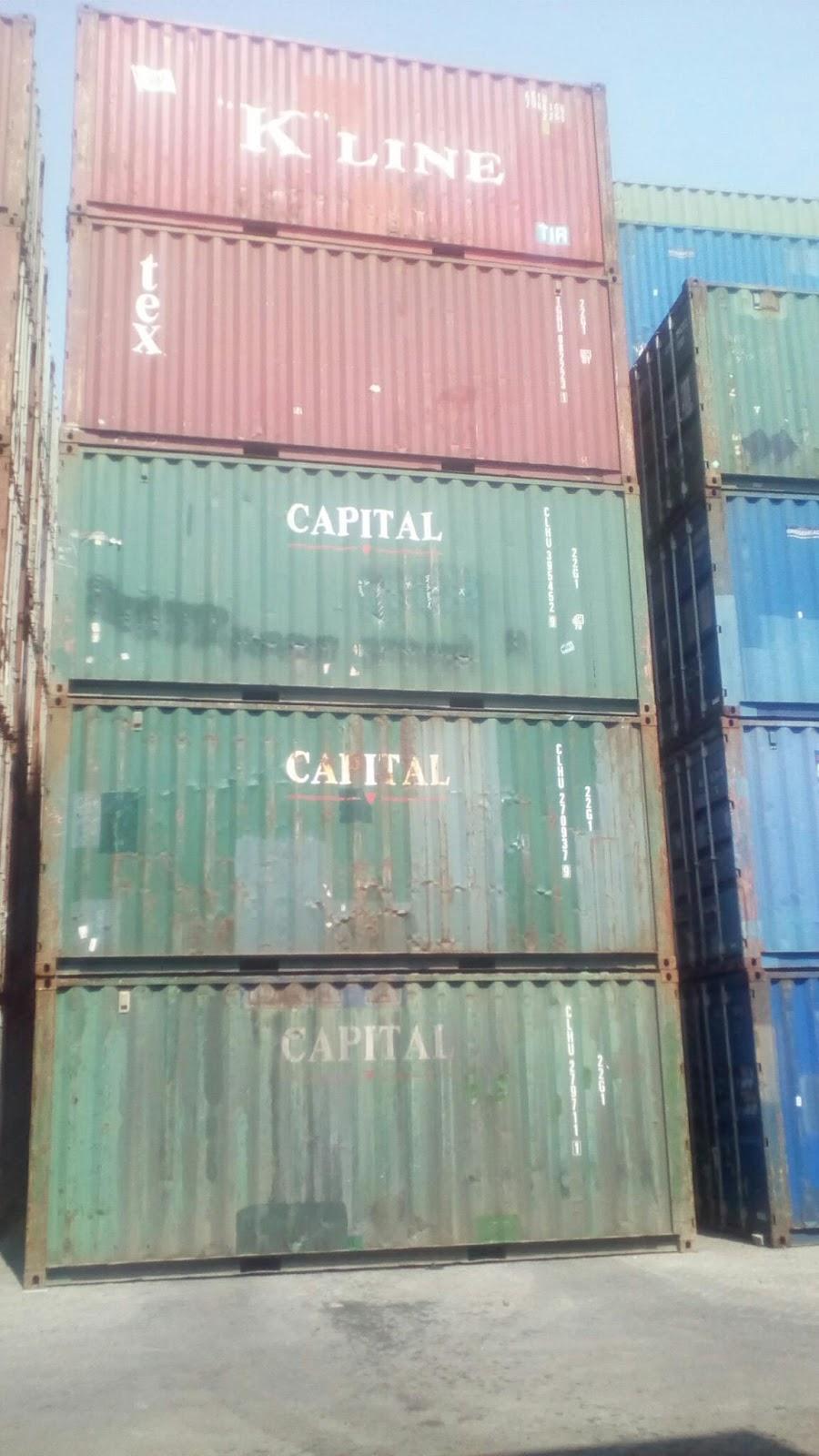 Jual Kontainer Bekas Murah Jakarta Utara - Harga Container ...