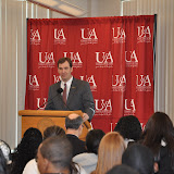 U of A System President Dr. Donald Bobbitt Visit - DSC_0229.JPG