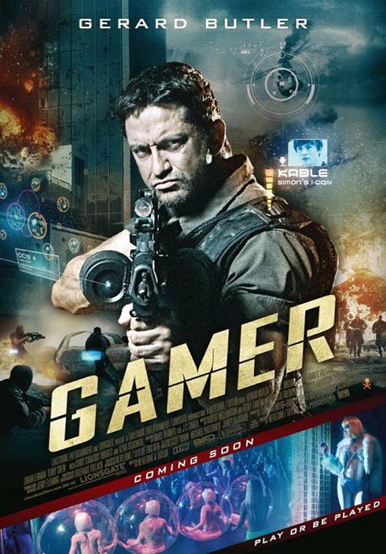 Trò Chơi Kinh Hoàng - Gamer (2009)