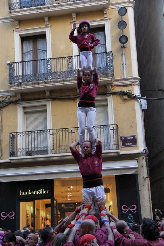 19è Aniversari Castellers de Lleida. Paeria . 5-04-14 - IMG_9580.JPG