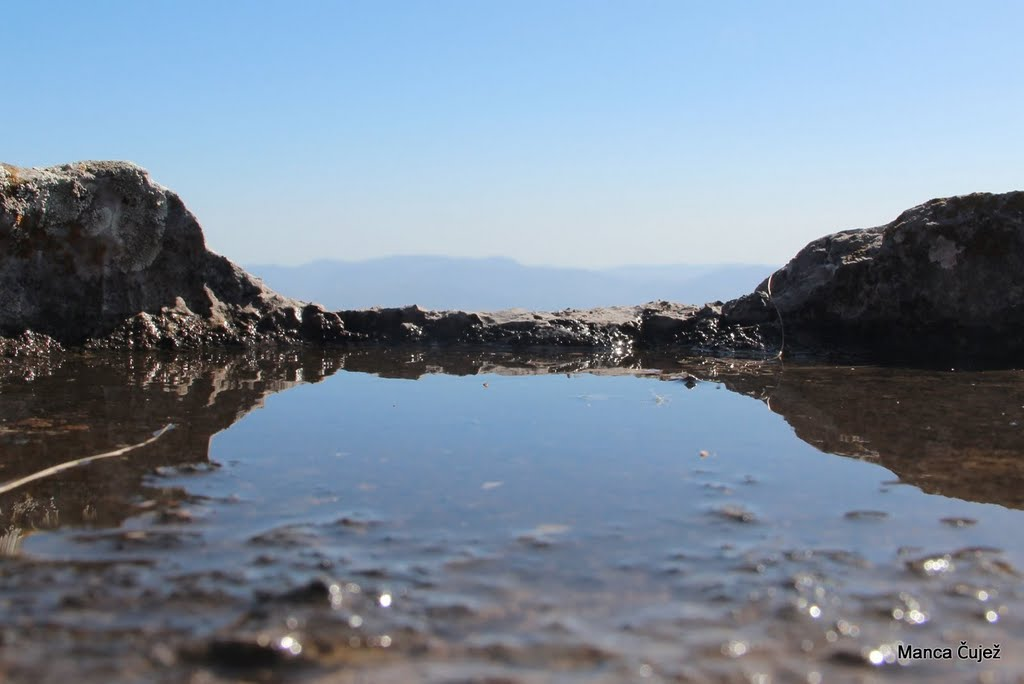 Luža jezerce