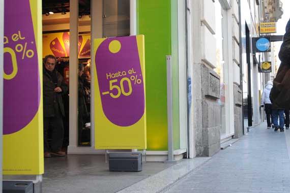 Campaña de Navidad 2012 en el pequeño comercio