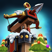 Caravan War: Tower Defense