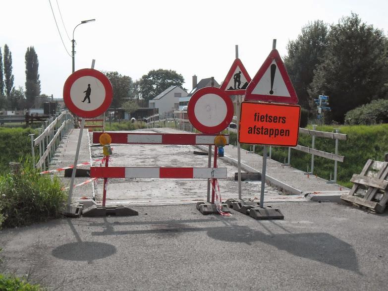 Schipdonkkanaal Deinze - Eeklo (Fietssnelweg F422) - Knokke (of Afleidingskanaal van de Leie) Schipdonkkanaal%2B012