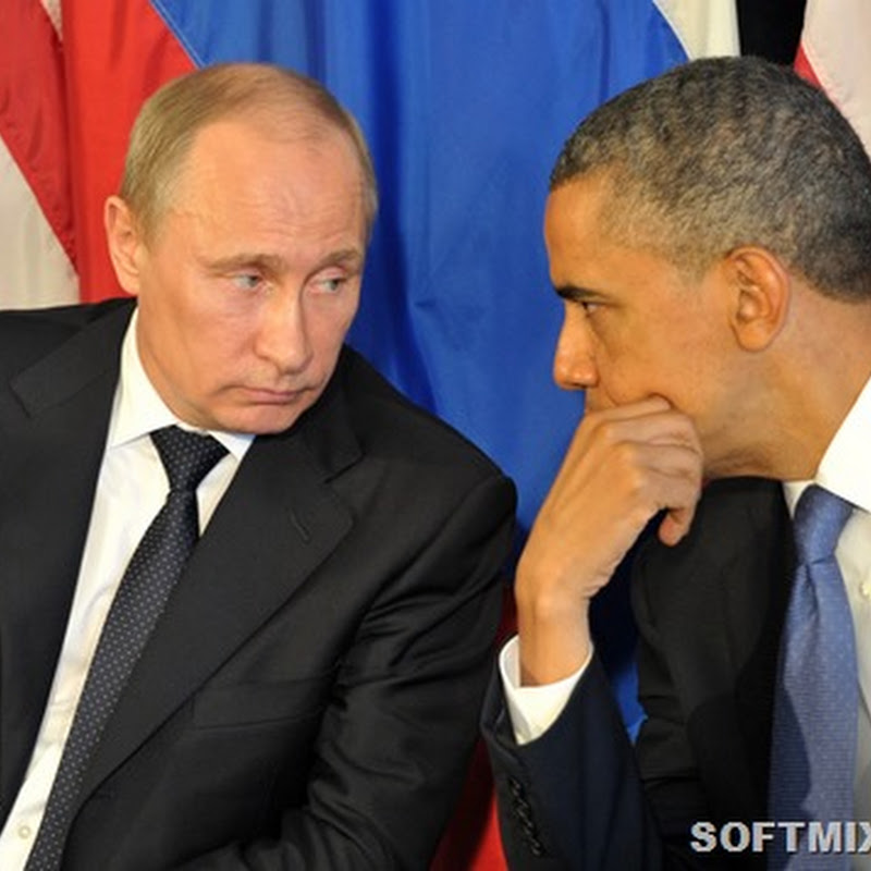 Цитаты Барака Обамы о России и Путине