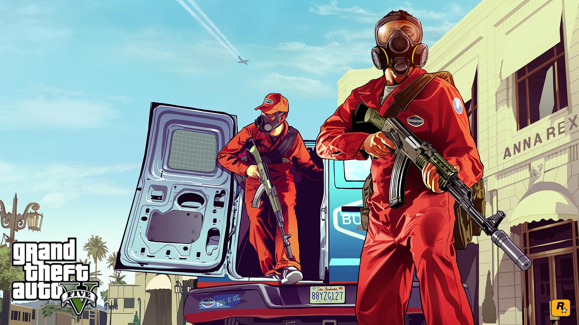 GTA Online là phần chơi trực tuyến của GTA 5 - Ảnh 17