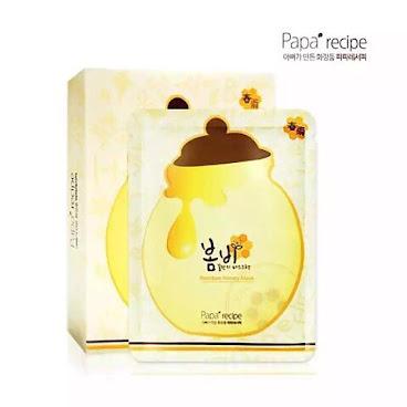 春雨蜜罐蜂胶蚕丝面膜纯天然蜂蜜补水10片/盒