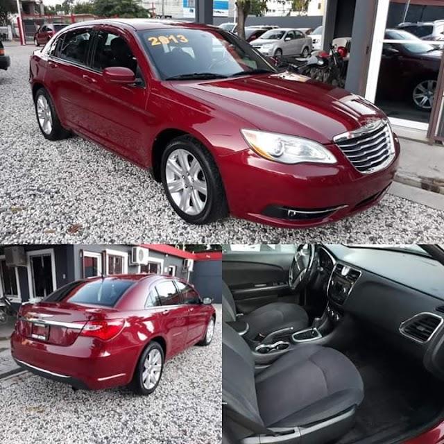 Anuncio: Chrysler 200 Touring 2013. 395,000. Te lo lleva con 60 a 5 años
