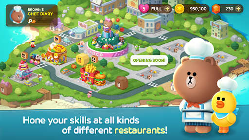 LINE CHEF 1.8.0.31 screenshots 4