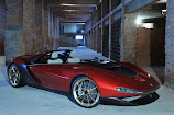 GENEVA 2013 - Pininfarina Sergio Concept officially presented [VIDEO]