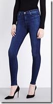 J Brand High Rise Marla Skinny Jeans
