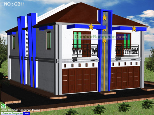desain hotel minimalis