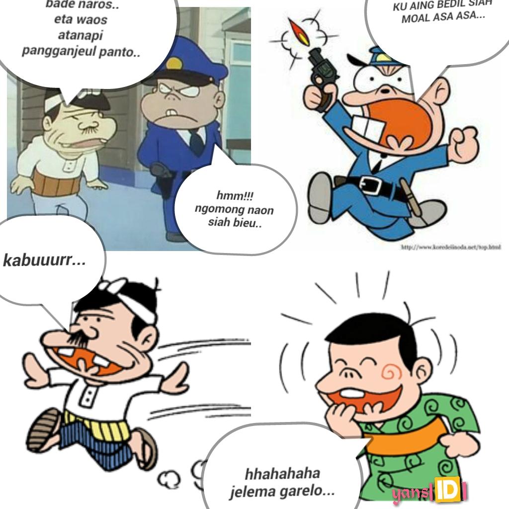 Komik Manga Bahasa Sunda