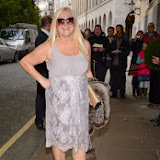 WWW.ENTSIMAGES.COM -  Vanessa Feltz   at          BBC Children in Need Gala Lunch at The Savoy, Strand, London                                               Photo Mobis Photos/OIC 0203 174 1069