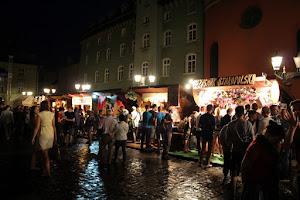 Casetas del festival de pierogis