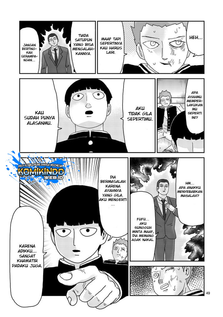Mob Psycho 100 Chapter 89