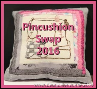pincushion swap 2016