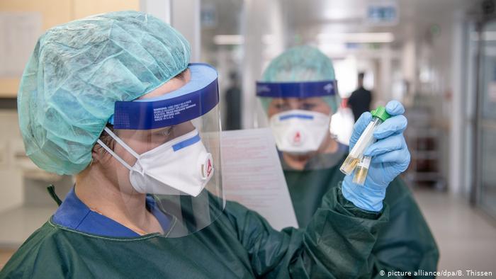 في دم مريض : اكتشاف أجسام مضادة تقضي على كورونا