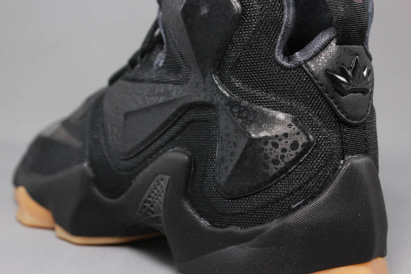 Black Lion Nike LeBron 13 Release Thats Ready for the New Year