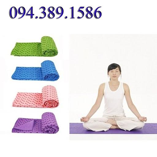khăn tập yoga ,