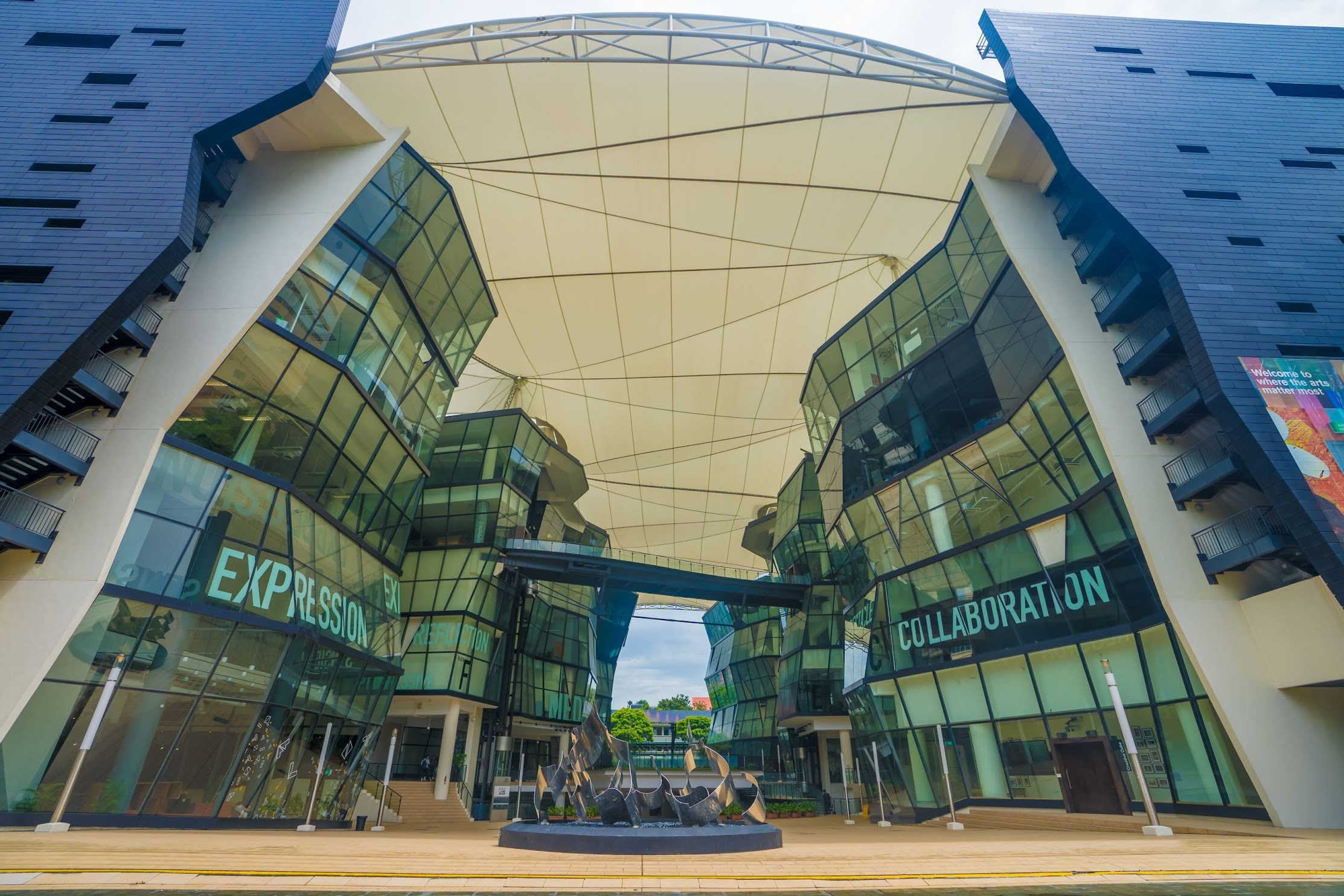 Singapore LASALLE College of the Arts