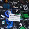 Grosir dan Info Paket  Memulai Usaha Kaos Distro Pin BBM : D6F37E2B