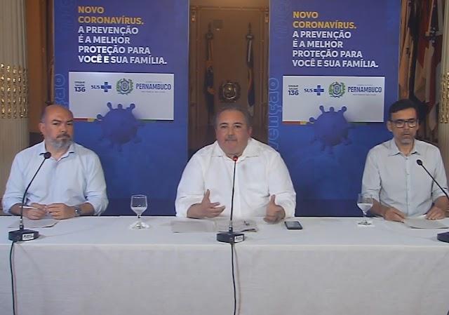 Pernambuco vai liberar cinema, teatro e festas, além de aumento da capacidade de bares e restaurantes, a partir de segunda