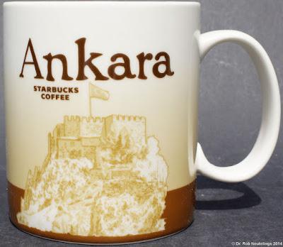 Turkey - Ankara www.bucksmugs.nl