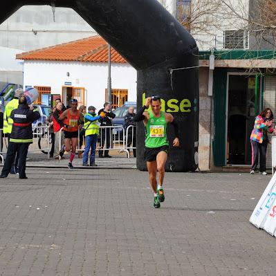 Media Maratón de Valdepeñas 2014 - Llegada