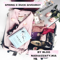http://www.nadiaizzaty.com/2018/04/spring-duck-giveaway-by-blog.html?m=1