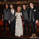 OIC - ENTSIMAGES.COM - Franklin Lake Band with Zara Holland at the  Franklin Lake - single launch party in London 1st March 2016 Photo Mobis Photos/OIC 0203 174 1069