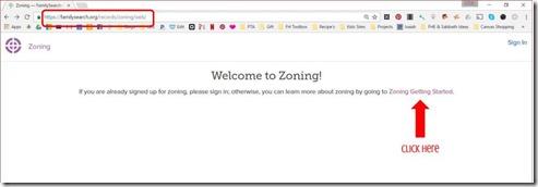 zoning step 1