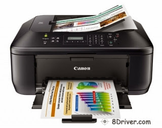 Download Canon PIXMA MX374 Printers Driver and deploy printer