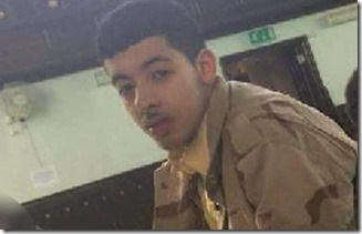 Salman Abedi Manchester Attentäter